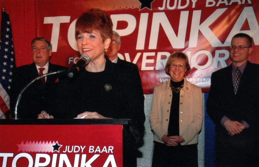 Judy Baar Topinka 2005 Governor Race 01