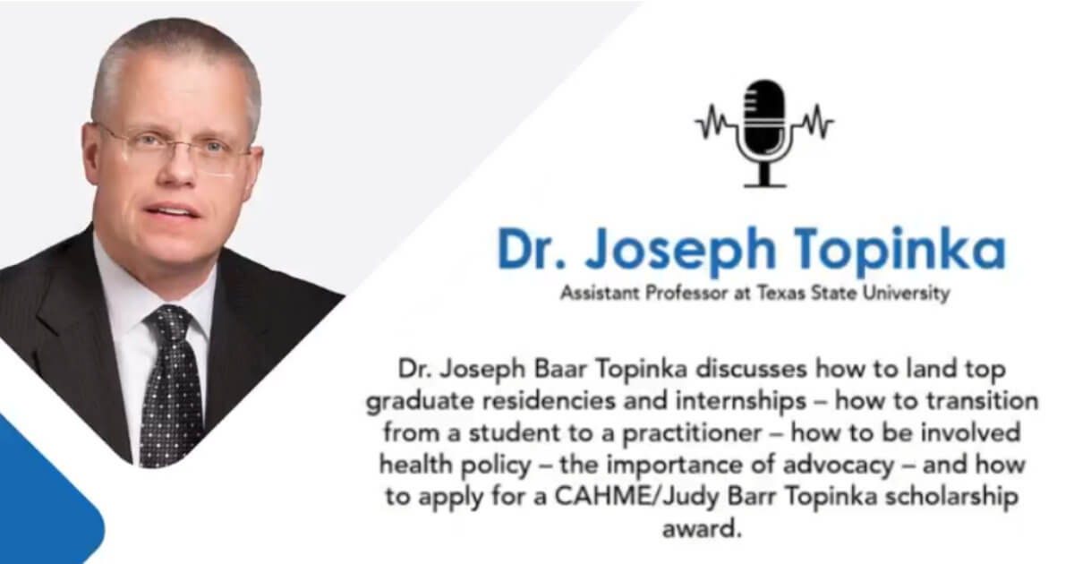 Master Your Healthcare Career Podcast Appearance
