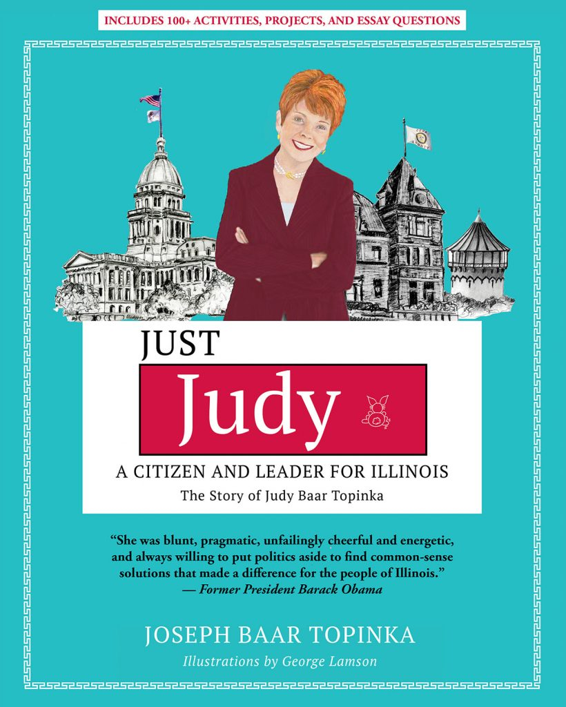 Just Judy Book Cover